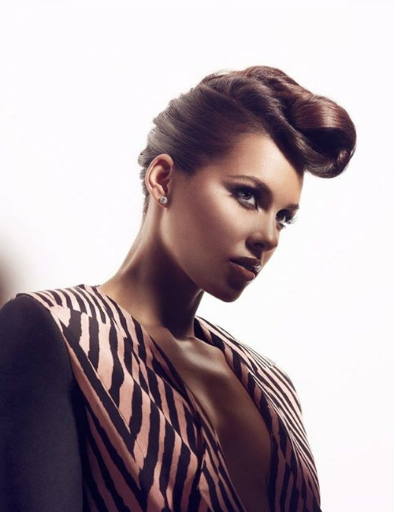 Alicia Keys Vibe PNG
