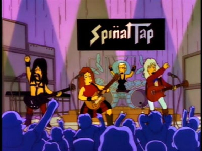 Spinal Tap (The Simpsons)