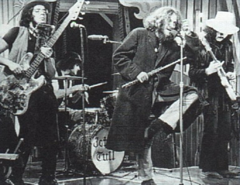 Rock and Roll Circus with Tony Iommi on guitar