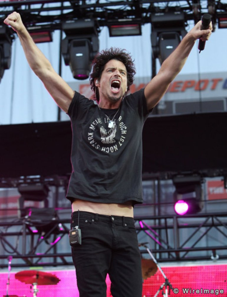 Chris Cornell_Live Concert