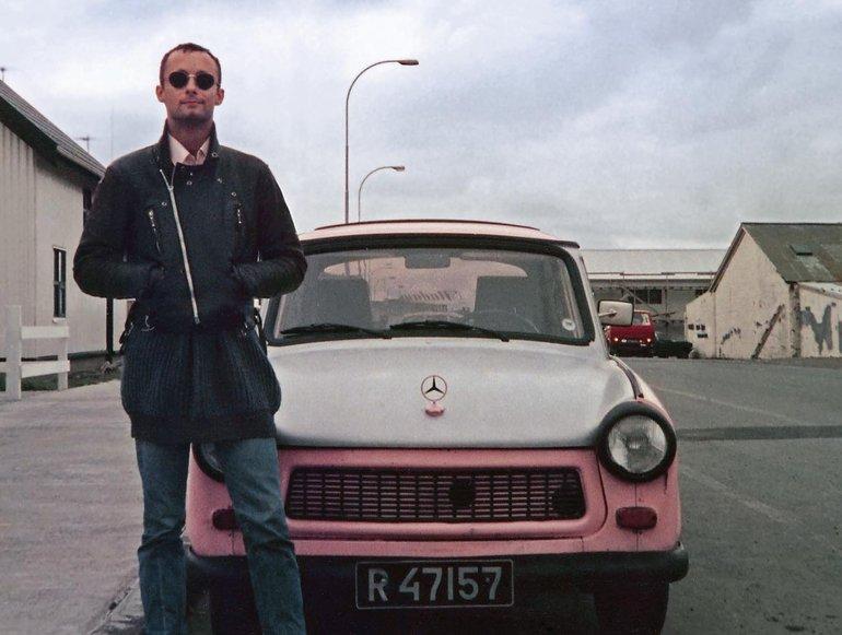 David Tibet, Reykjavik 1987