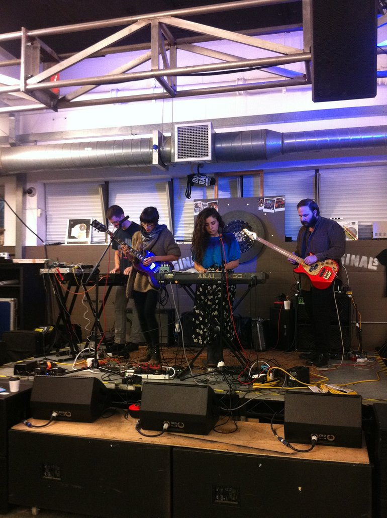 Live at Rough Trade East