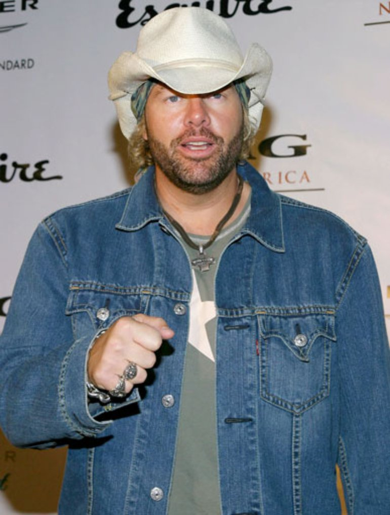 American singer-songriter Keith