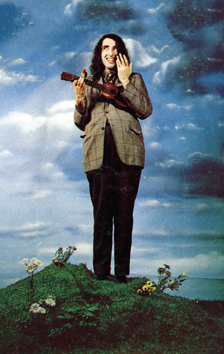 Tiny Tim loves you all (PNG)