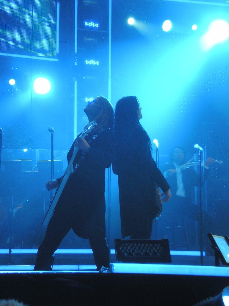 Angus Clark and Chris Altenhoff 2009