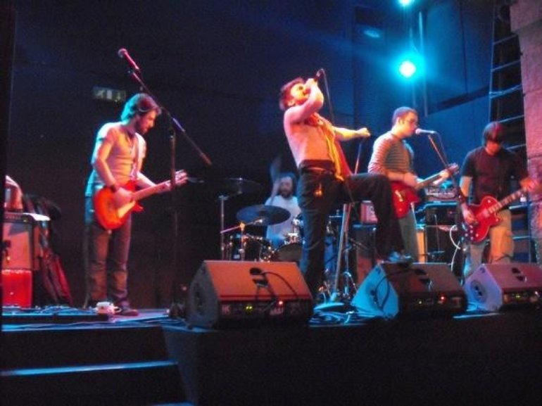 Live @ Musicbox, Lisbon