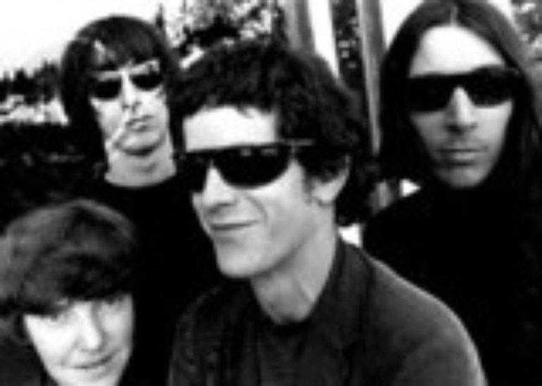 Lou Reed Smiles