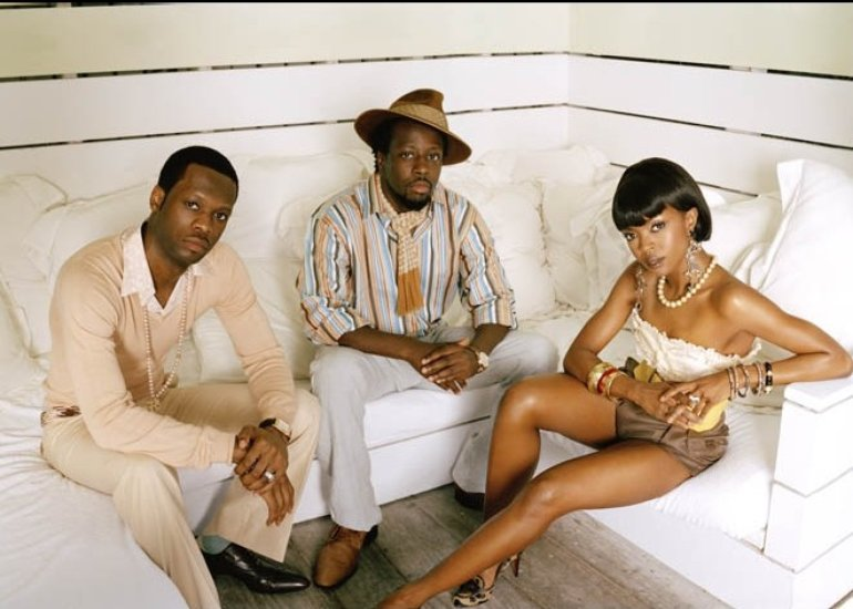 Lauryn Hill with The Fugees (2006)
