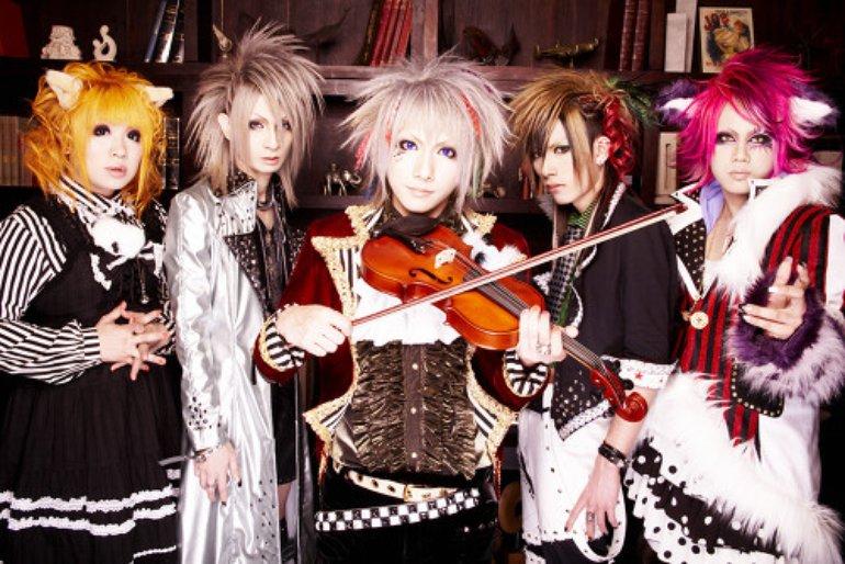 Juliette Japanese visual-kei band