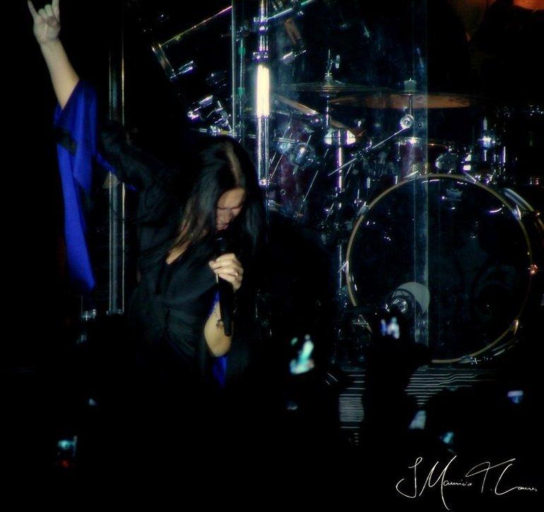 Tarja Live in Rio! I went o/