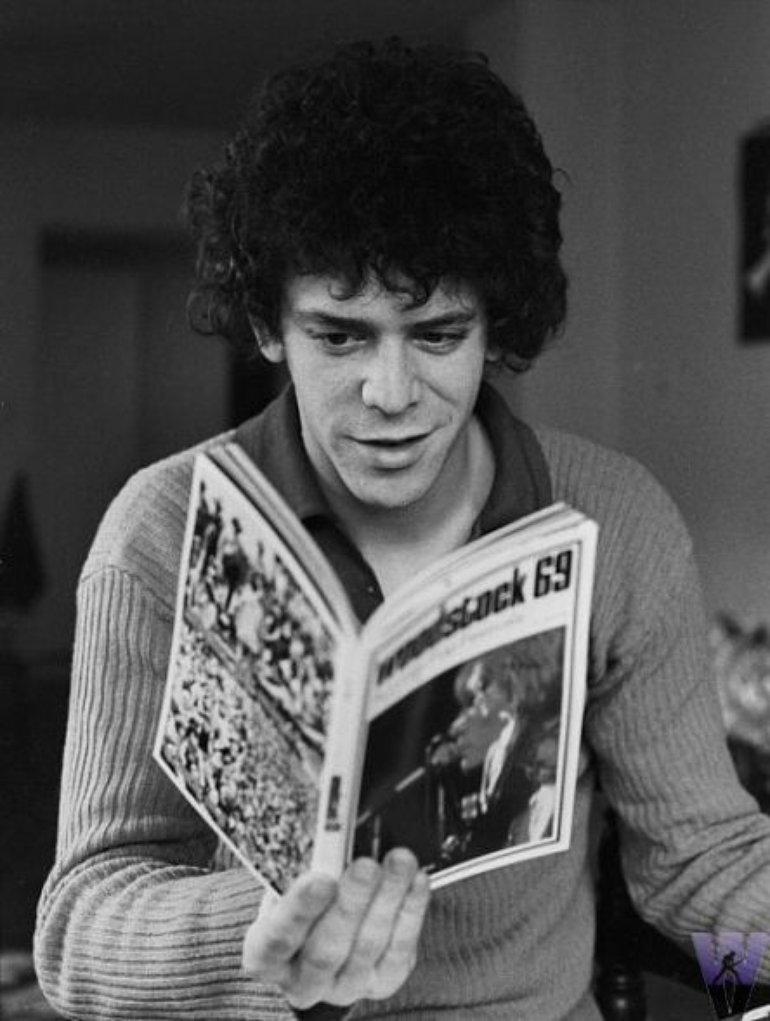 Lou Reed - Woodstock