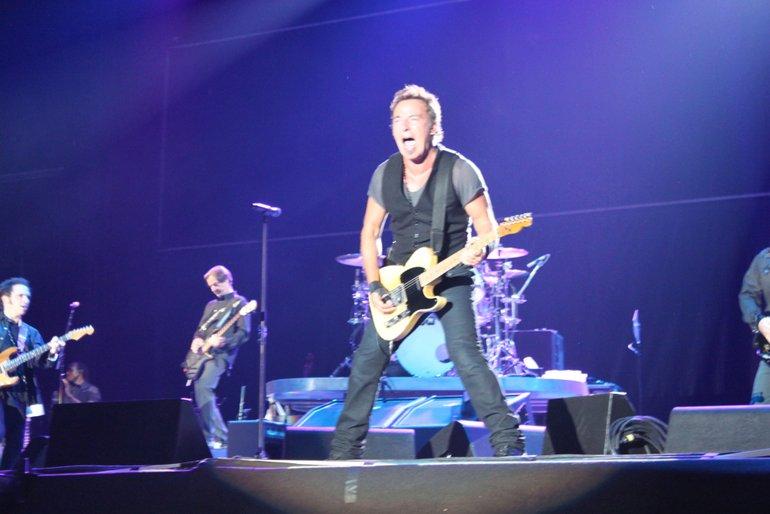 Bruce Springsteen at Bonnaroo 2009