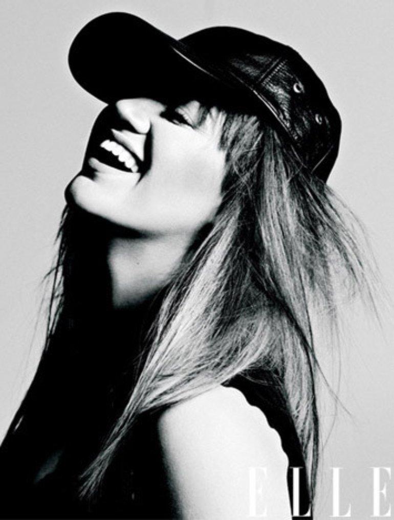 Elle Magazine Photoshoot - 2012