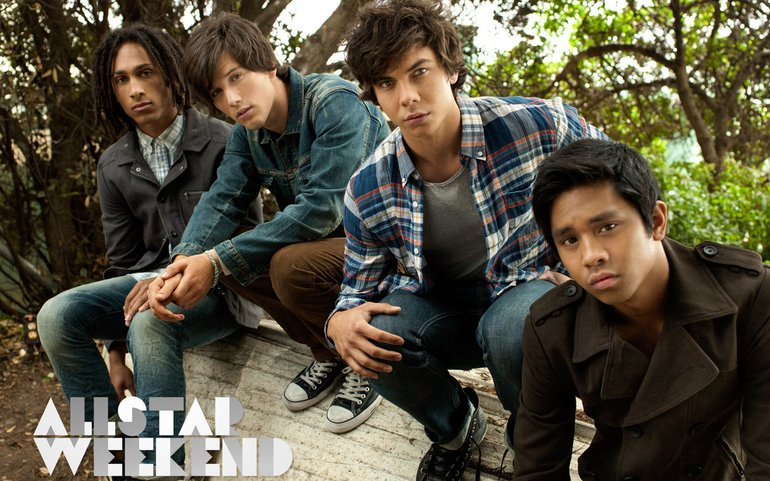 Allstar Weekend ♥