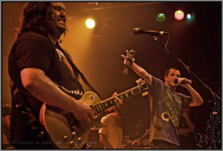 Iration @ The House of Blues, Hollywood