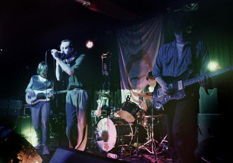 Hatcham Social at The Lexington, London, 10/11. photo by Valerie Brown
