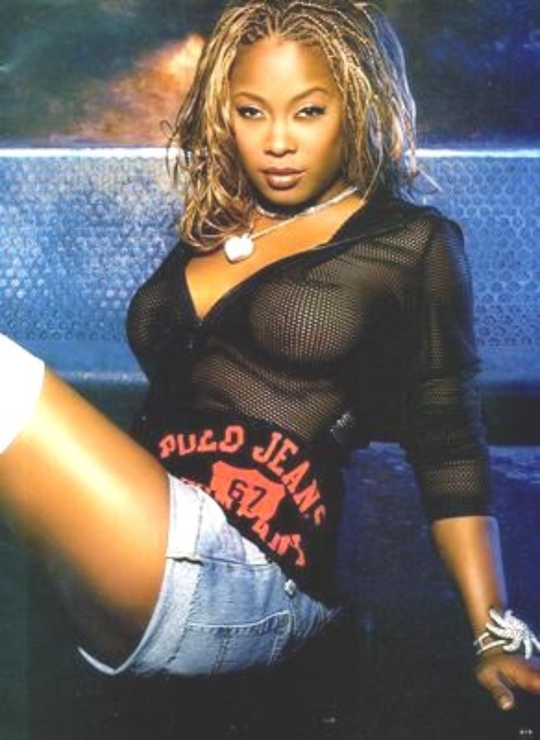 PHOTOSHOOT: Da Brat Renews Her Sexy Side For VIBE