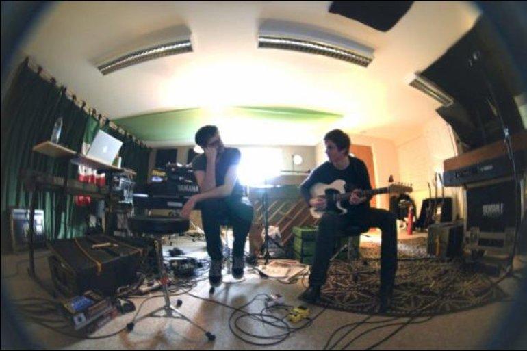 keane in studio