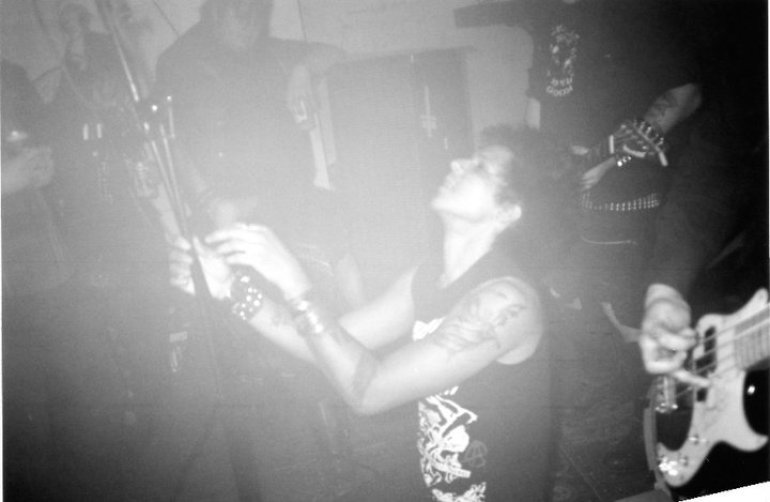 Rochester goth act
