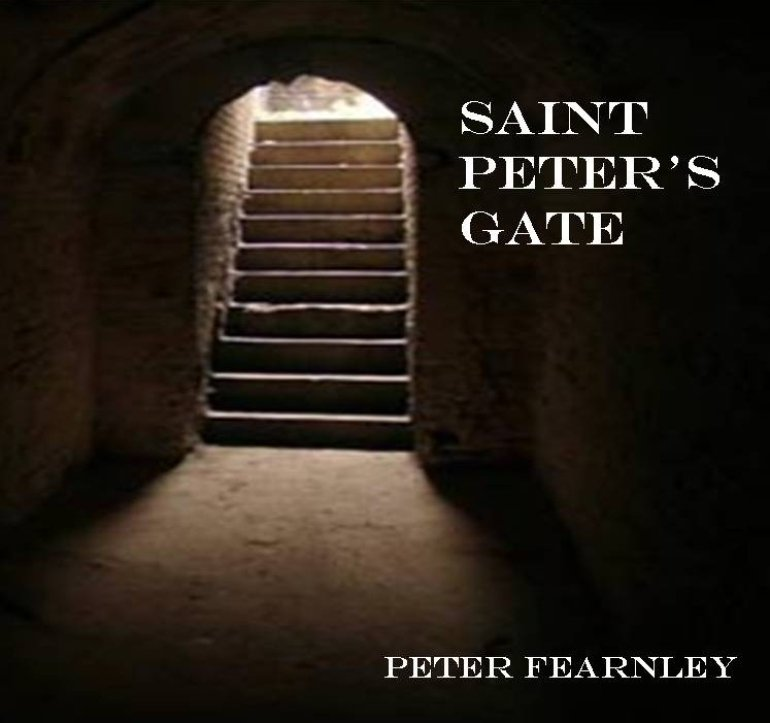 Saint Peter's Gate CD cover