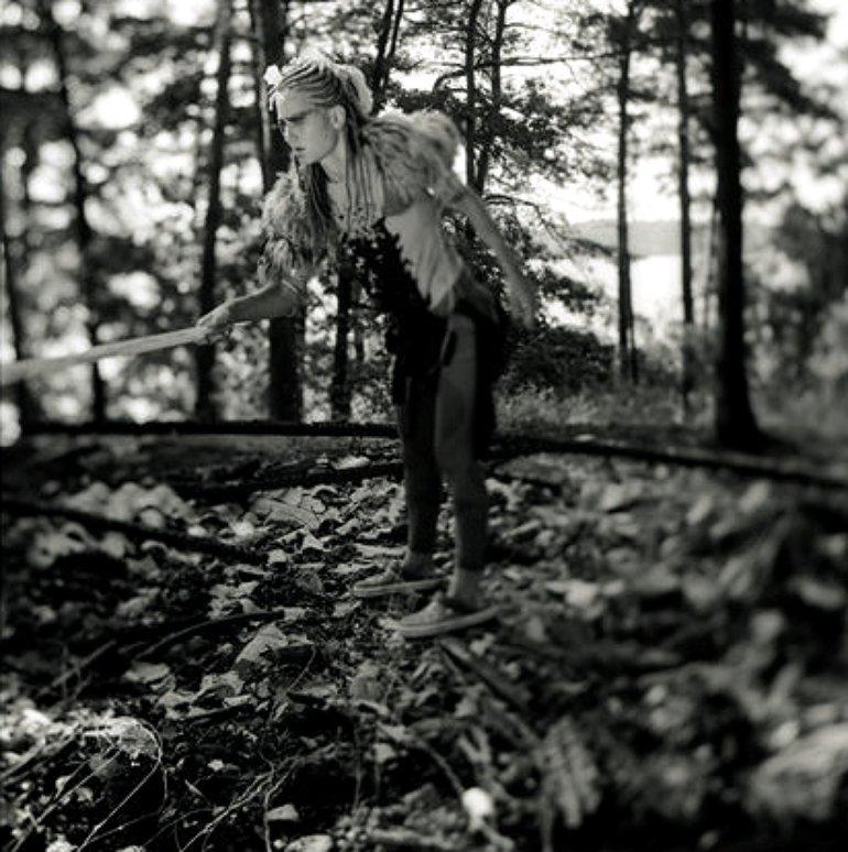 EXKLUSIV Magazine 2010 / photoshoot by Radek Polak
