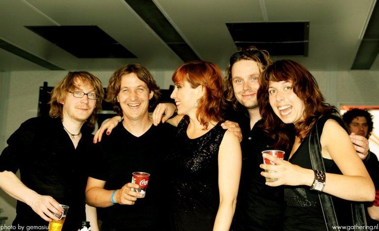 The Gathering @ Graspop Metal Meeting