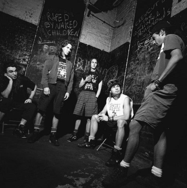 Pearl Jam, 1992.
