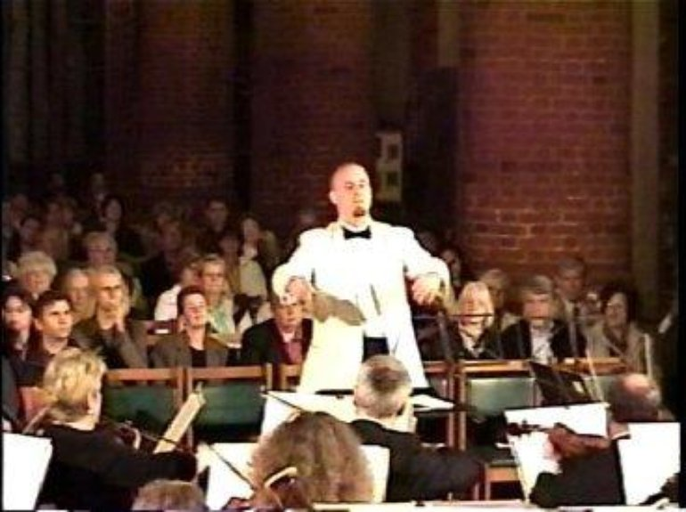 Conducting Beethoven 7 in Germany