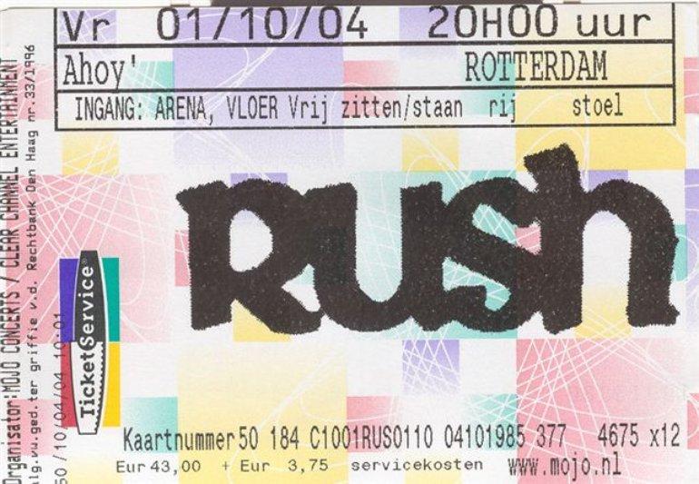 Rotterdam-RUSH