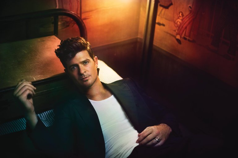 Robin Thicke Love Afther War