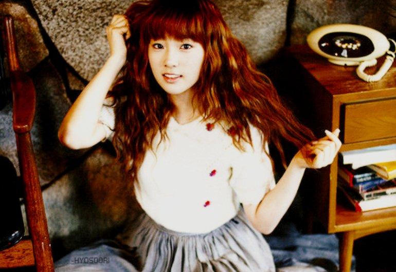 Taeyeon – Girls' Generation First Photobook In Tokyo – PNG