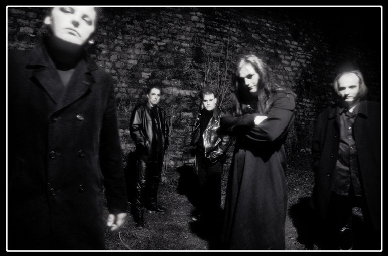 The Cold, promo photo (by Tim C. Rochels - www.angst-im-wald.com)