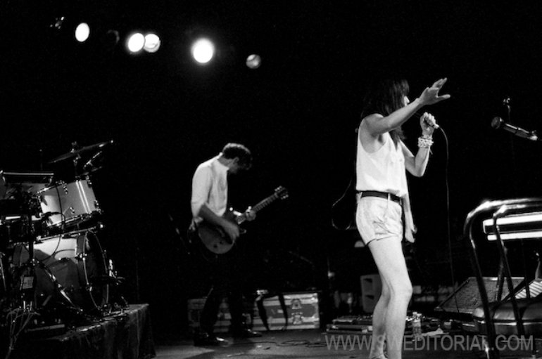 Blonde Redhead @ The Glass House