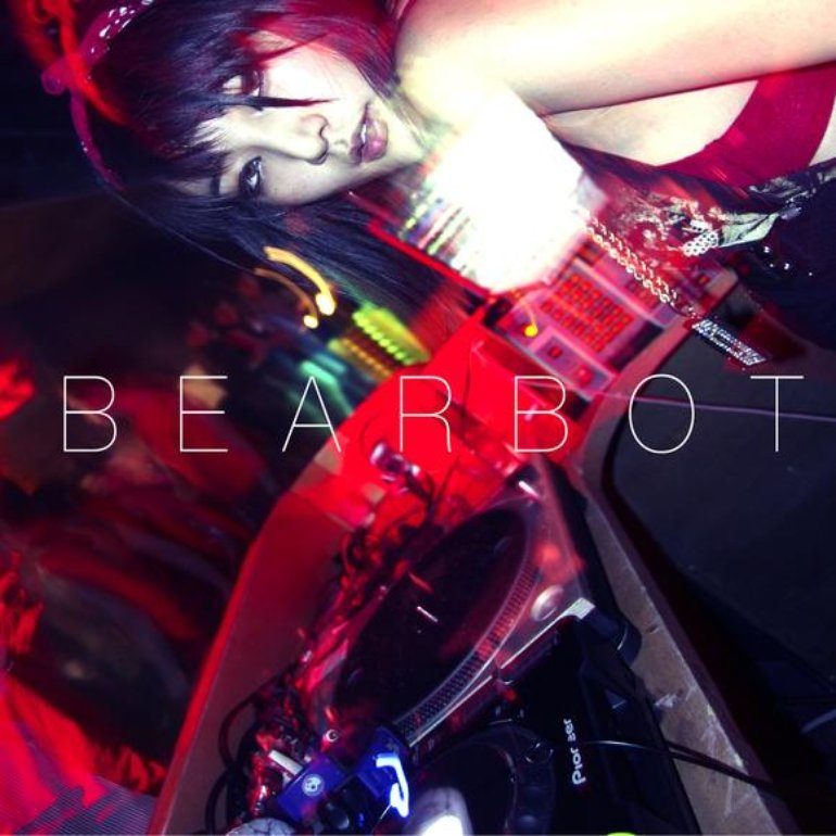 BEARBOT Cover
