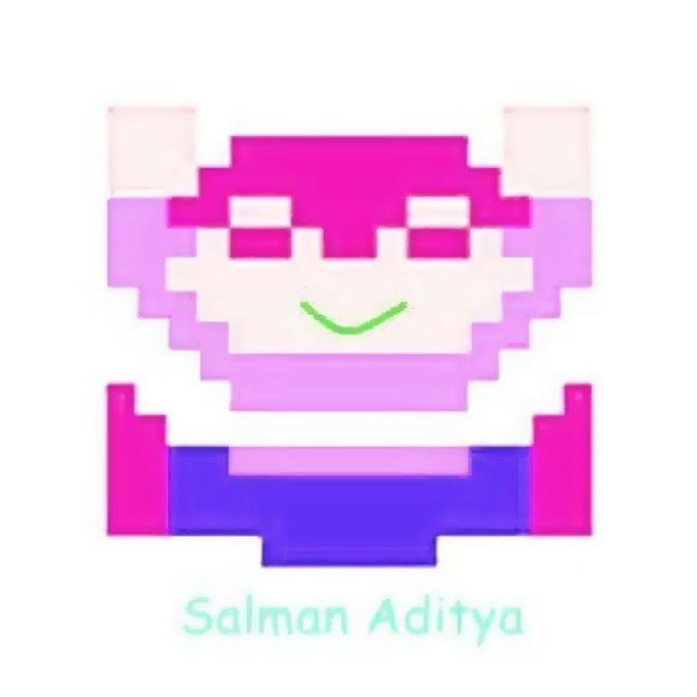Salman aditya 8bit 223 icon