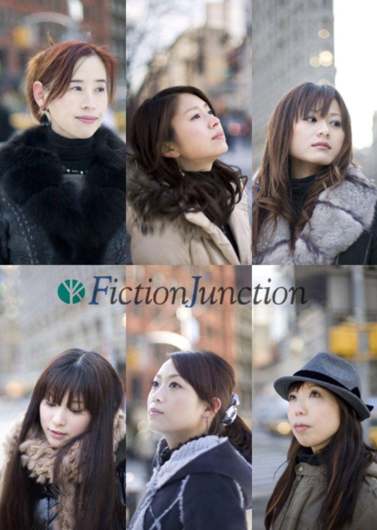 FictionJunction(Yuki Kajiura) ,YUUKA, KAORI, KEIKO, WAKANA & YURIKO KAIDA