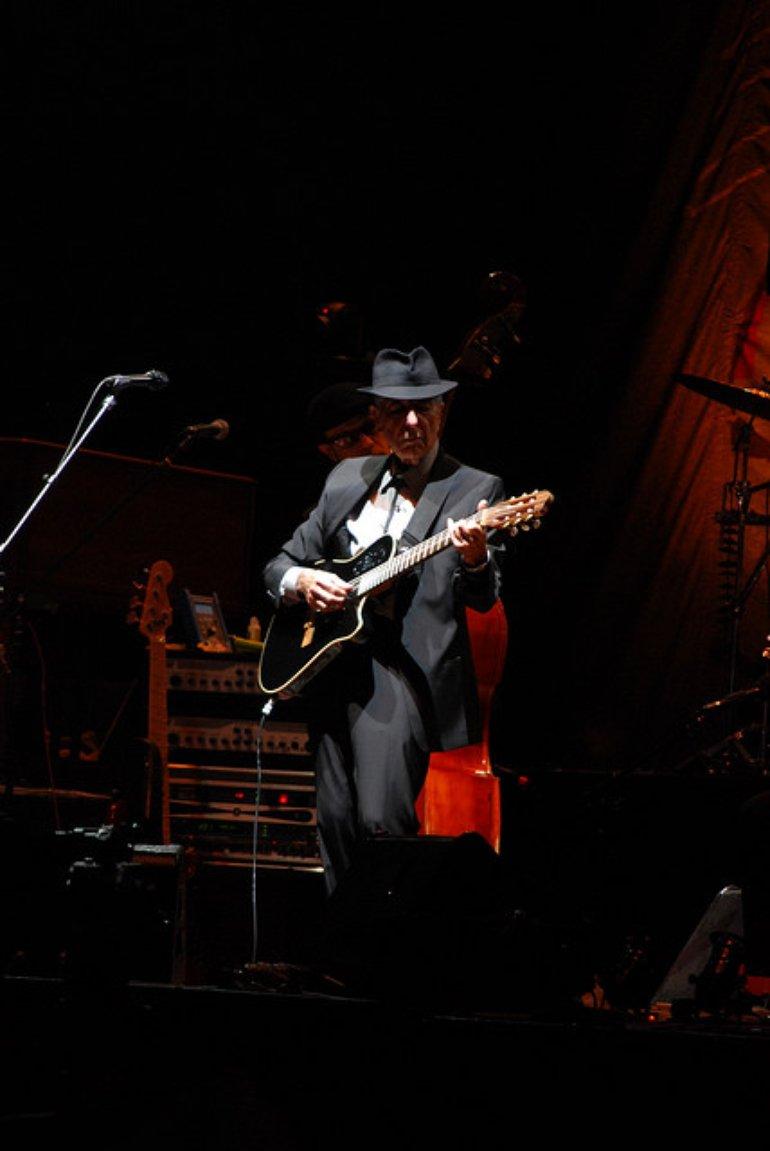 Cohen in South Australia, 2009