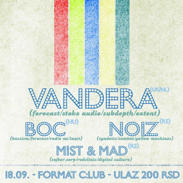 Vandera @ Subotica, Serbia