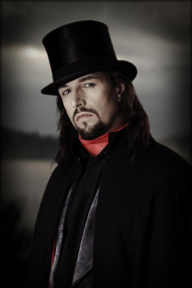 Tony Kakko - As Northern Kings' member