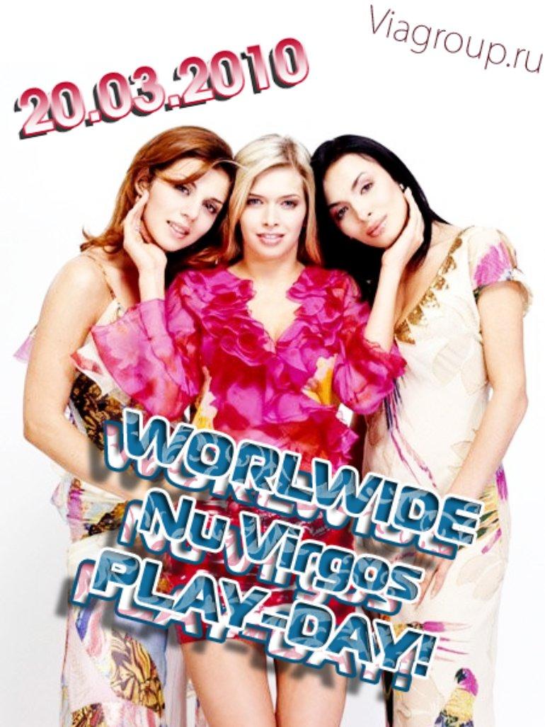 WORLDWIDE PLAY-DAY