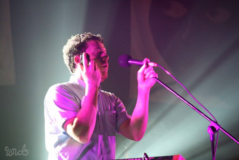Metronomy  live at The People's Party 2012, Jakarta