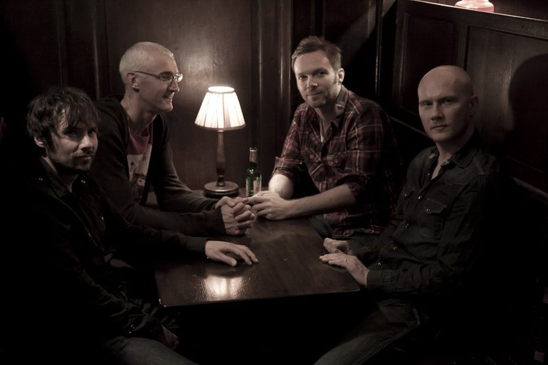 The Pineapple Thief Tikwid Interview