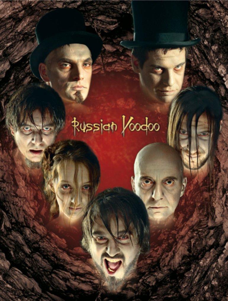 Russian Voodoo promo pic