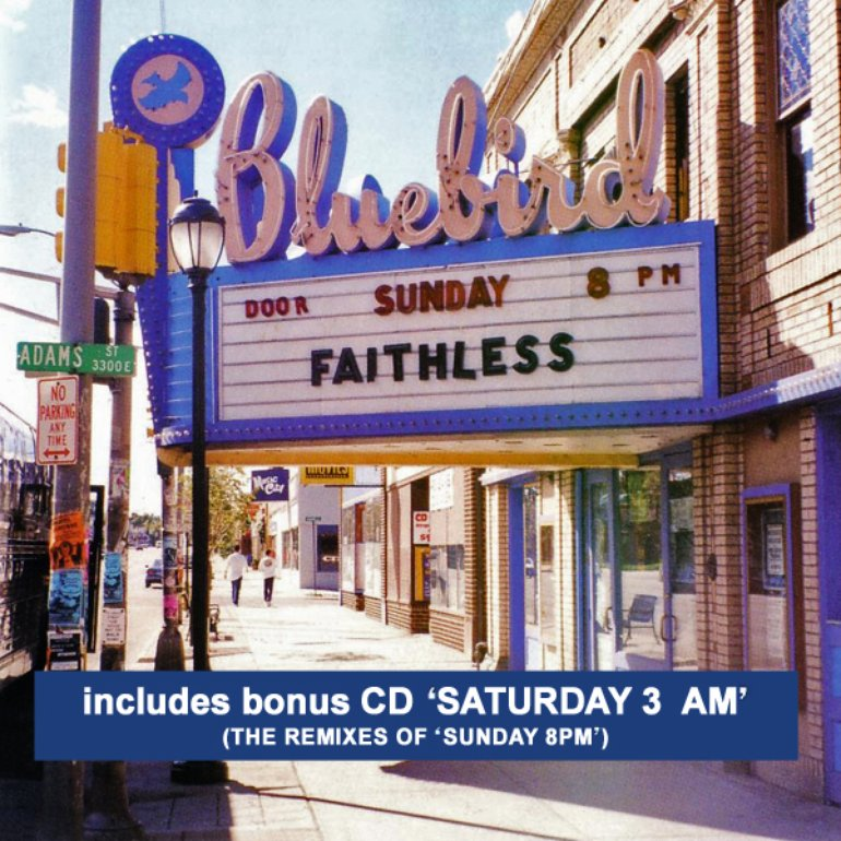 Faithless [1999] Sunday 8PM / Saturday 3AM
