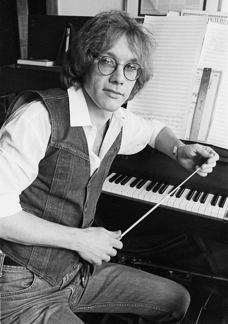 Warren Zevon 1980