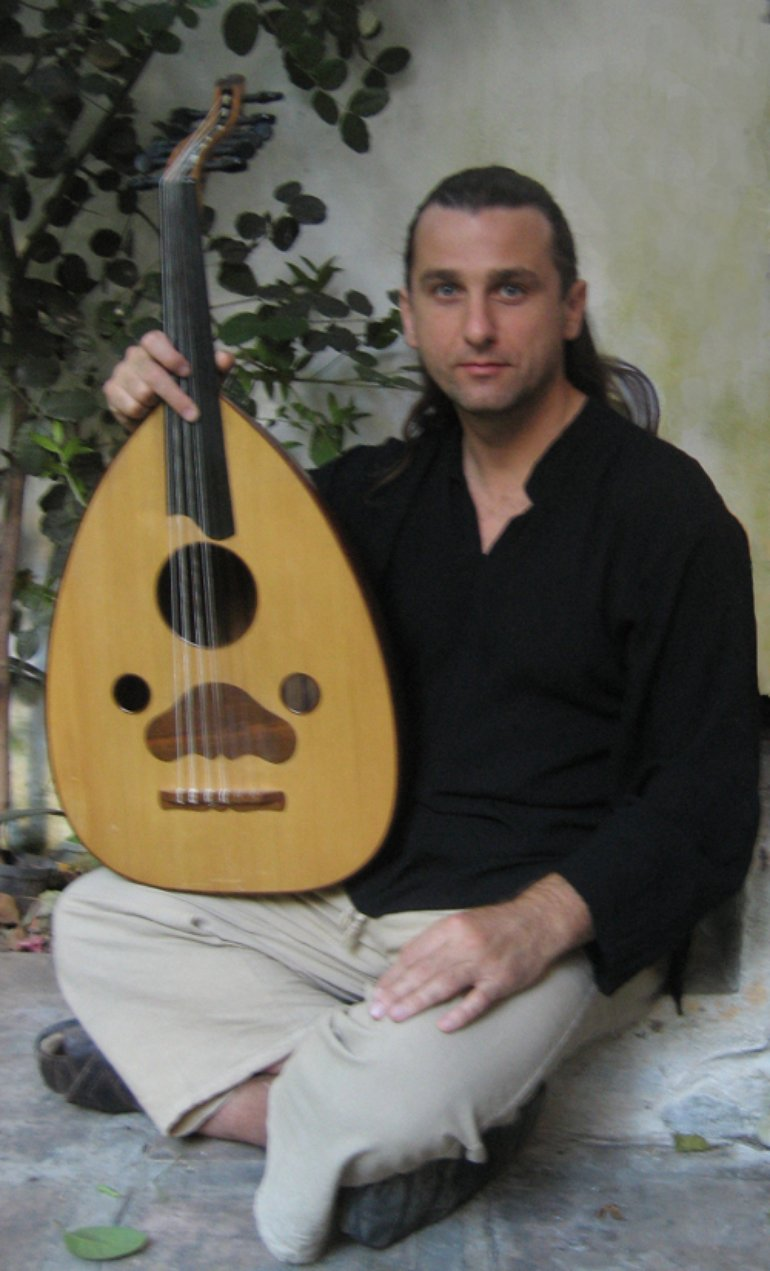 Juan Manuel Rubio - Oud 2 - La Reverie