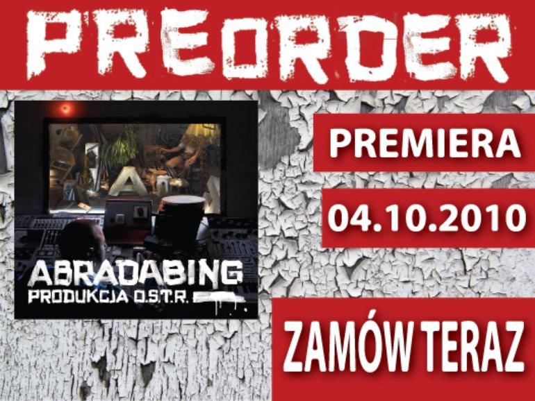 Preorder Zamow Abradabing!!!