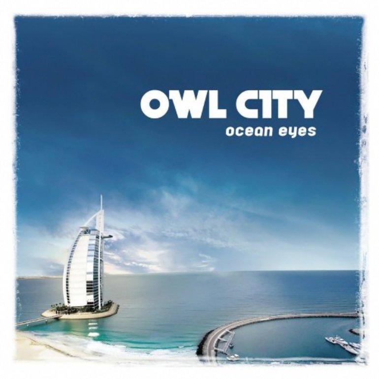 Ocean Eyes (HQ PNG Cover)