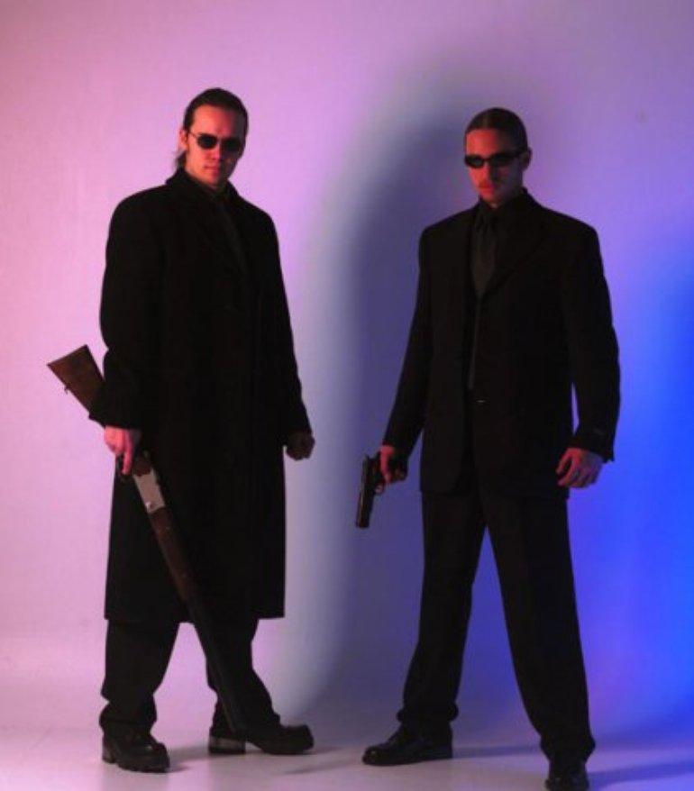 Nagash and Sinister Minister Twice (The Last predators, 2000)
