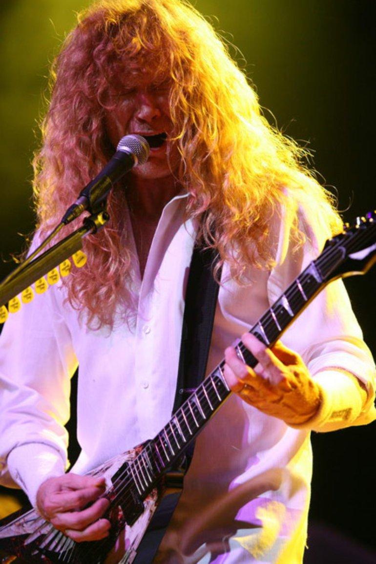Megadeth (Credicard Hall, São Paulo, 24/04/10)